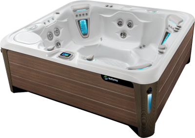 Hot Spring-Highlife-2019-Grandee-Alpine-White-Walnut-High-Angle
